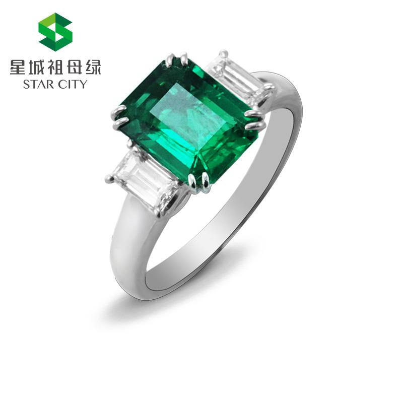 PT祖母绿戒指2.23