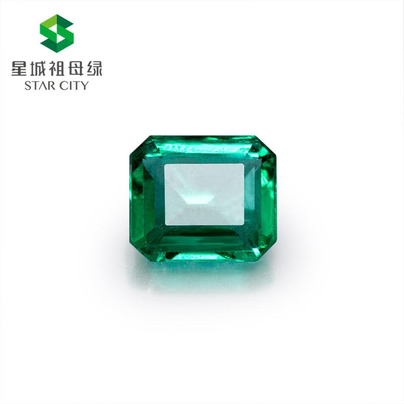 祖母绿裸石 3.782克拉