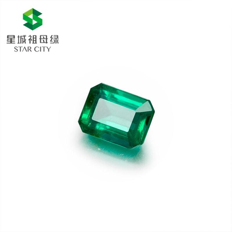 祖母绿宝石裸石 戒面 2.196克拉